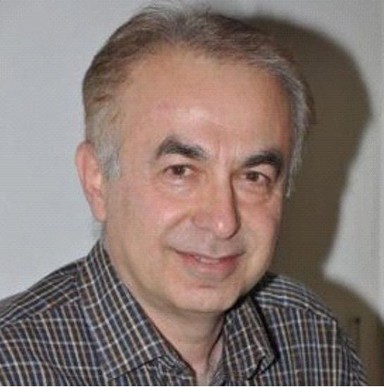 Prof Bahman Tohidi